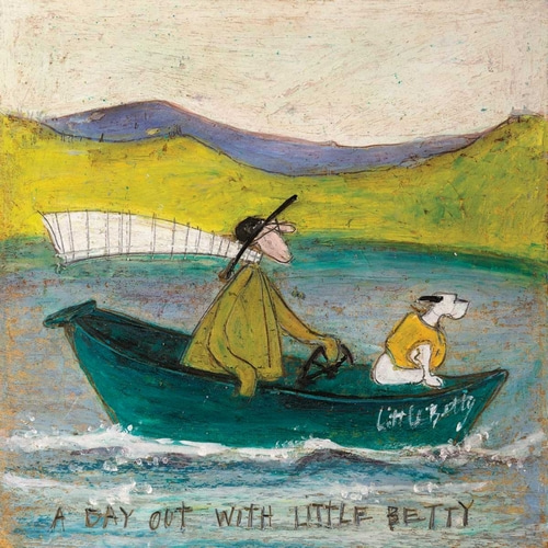 Toft, Sam 아티스트의 A Day out with Little Betty 작품