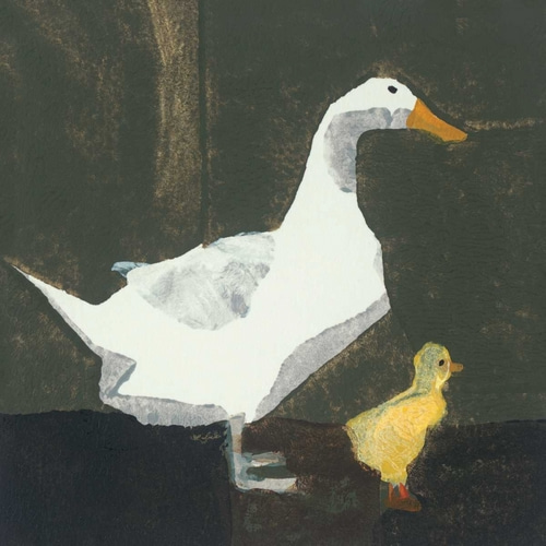 Burns, Julia 아티스트의 Duck and Duckling 작품