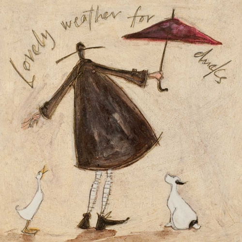 Toft, Sam 아티스트의 Lovely Weather For Ducks 작품