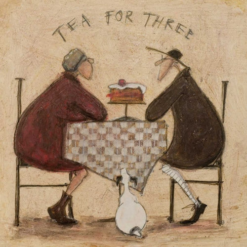 Toft, Sam 아티스트의 Tea for Three 2 작품