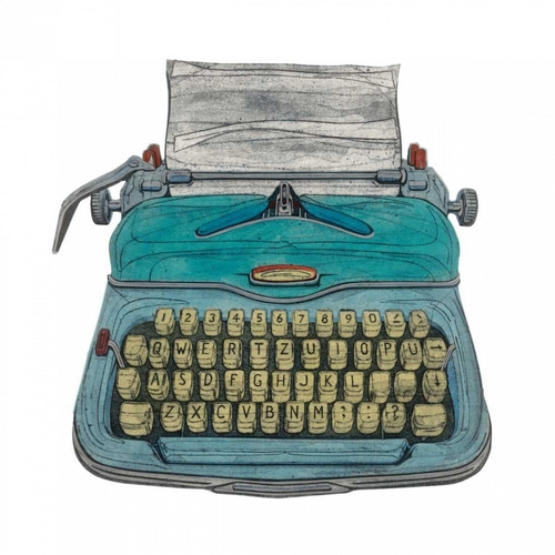Goodman, Barry 아티스트의 Typewriter 작품