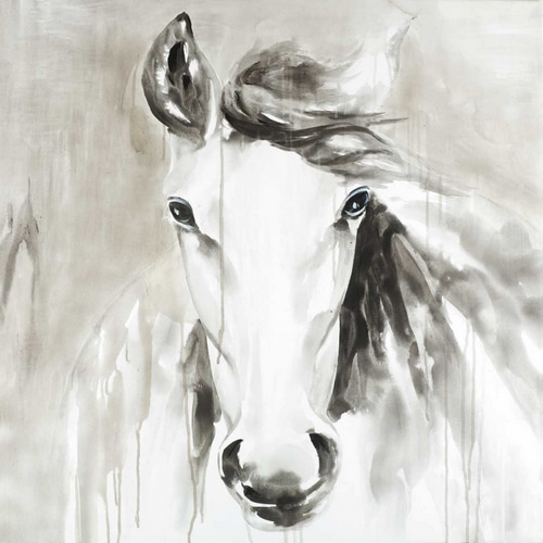 Atelier B Art Studio 아티스트의 Beautiful Abstract Horse 작품