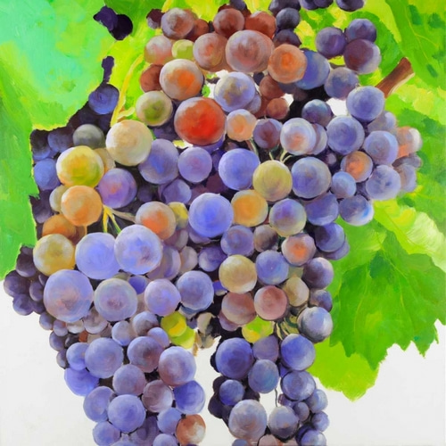 Atelier B Art Studio 아티스트의 Bunch of Grapes 작품