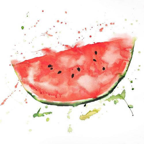 Atelier B Art Studio 아티스트의 WATERMELON SLICE 작품