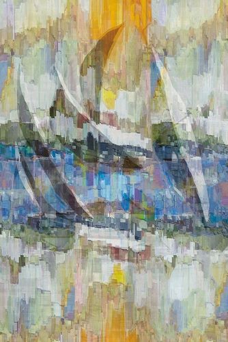Wiley, Marta G. 아티스트의 Abstract Sails 작품