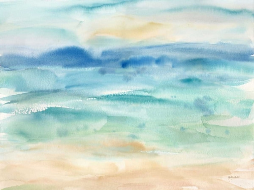 Coulter, Cynthia 아티스트의 Abstract Seascape 작품
