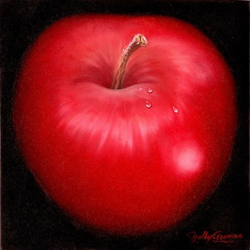 Arenas, Nelly 아티스트의 Red Apple 작품