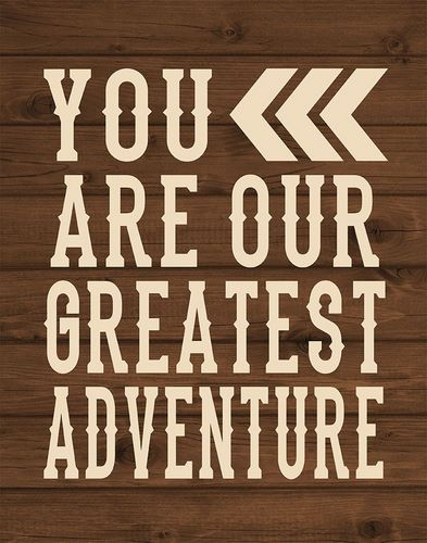 Robinson, Tamara 아티스트의 You Are Our Greatest Adventure 작품