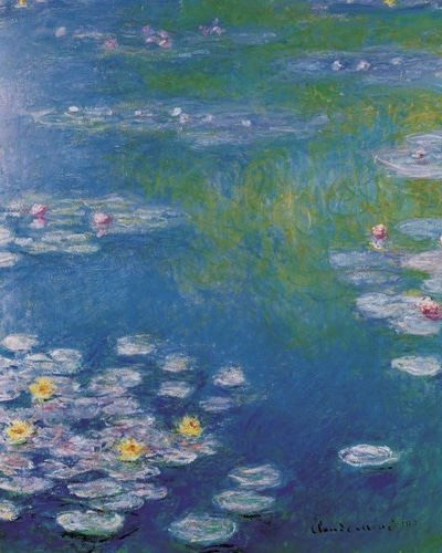Monet, Claude 아티스트의 Waterlilies at Giverny 작품